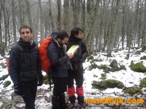 Curso de Cartografía y Orientación | Orientazio eta kartografia ikastaroa