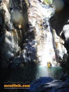 Barranco Trigoniero Arroila